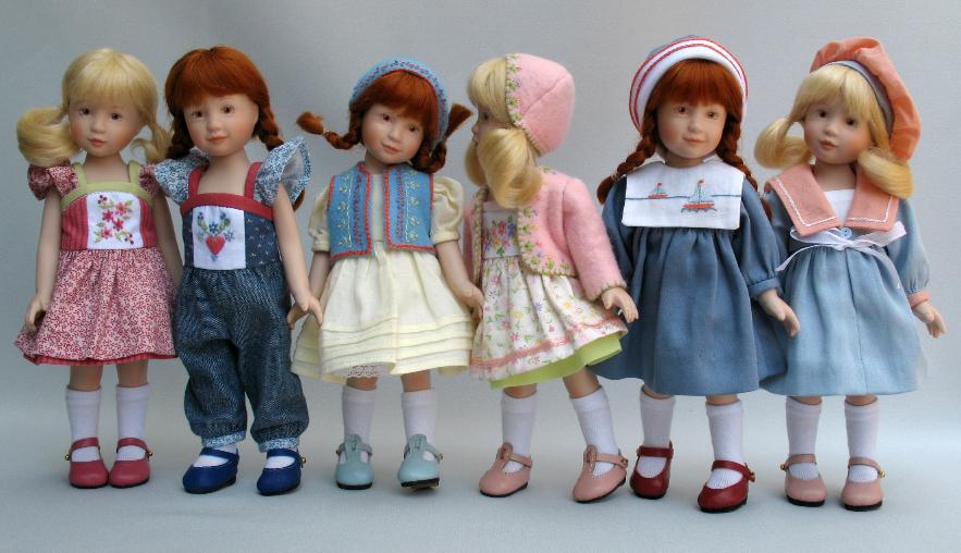 Puppen & Zubehör Heather Maciak  8 Porcelain LEXIE SHIP AHOY! Puppen Spielzeug